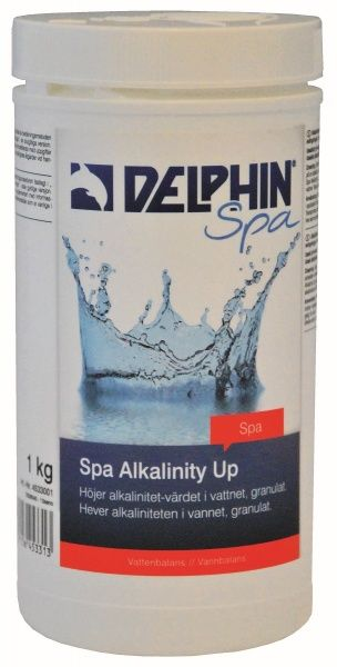 Delphin Spa Alkalinity Up