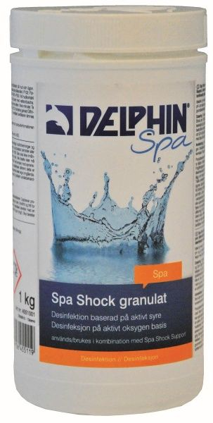 Delphin Spa Shock