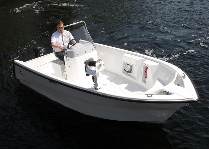 Konsollbåter