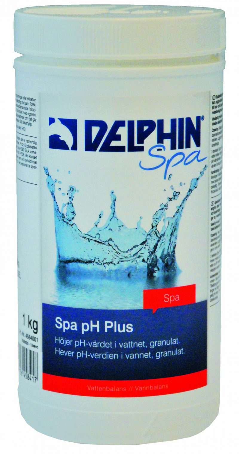 Delphin Spa pH Plus